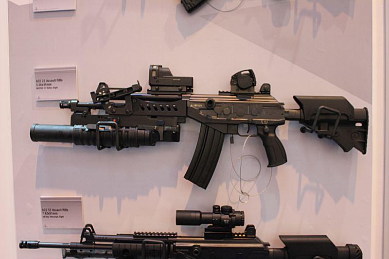 fucile ace 53 cqb weapons