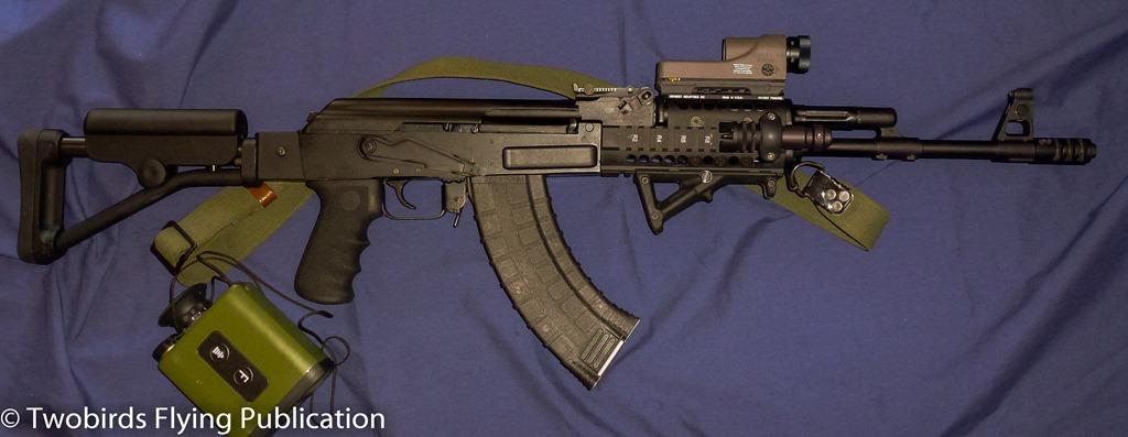 Modernization of the AK47 | FOG HORN
