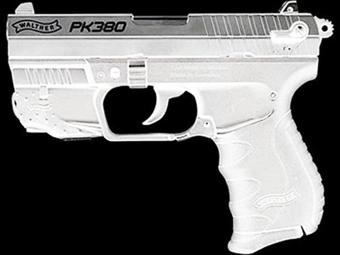 Walther PK380  380 ACP / 9mm Kurz | FOG HORN