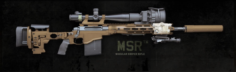 "USSOCOM's PSR Competition ""And The Winner Is Remington's ..."