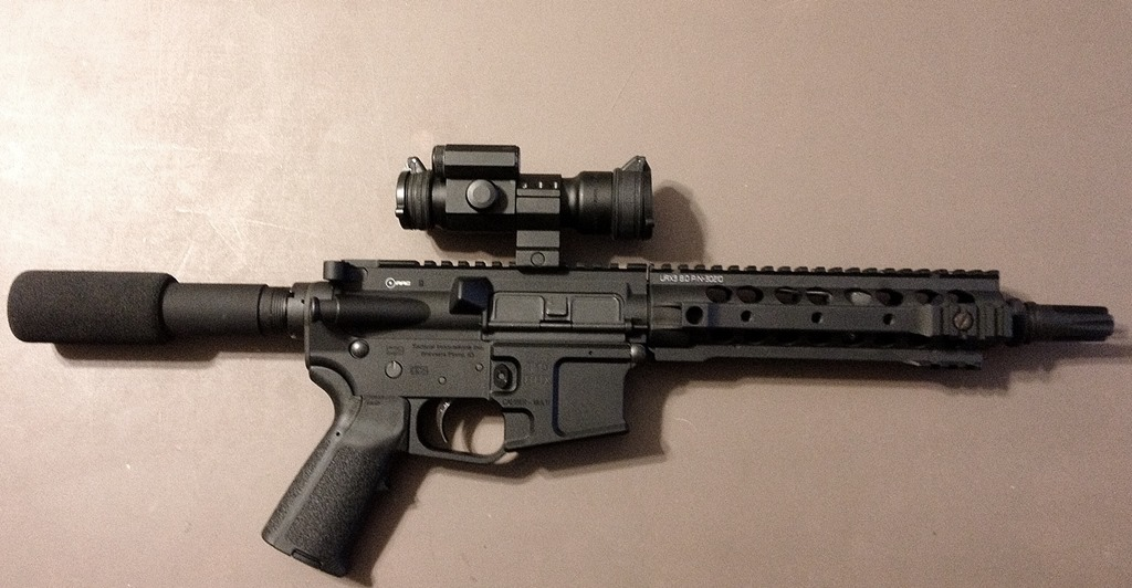 Advanced Armament Aac Will Delight Shot Show Attendees
