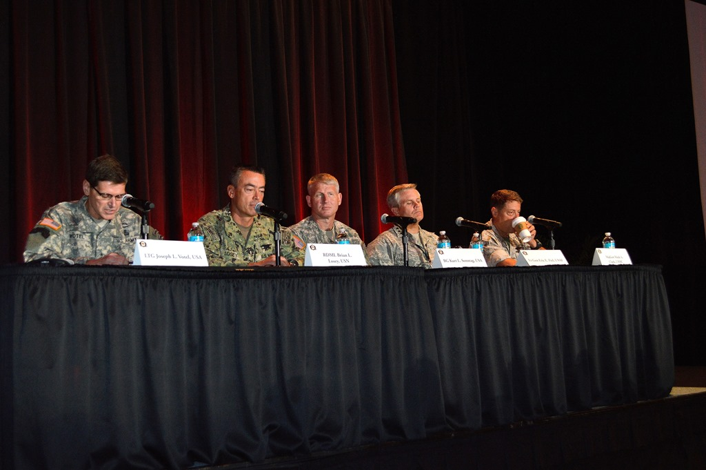 Area commanders speak of their needs at sofic 2014 fog horn for A second glance salon
