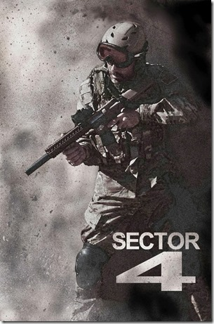 SECTOR 4 EXTRACTION poster