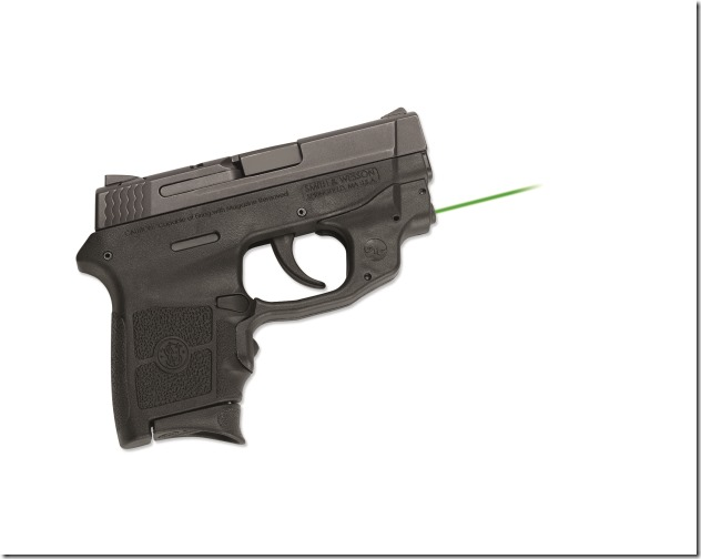 LG-454G by Crimson Trace with green laser