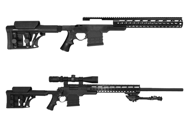 Chassis -full rifle