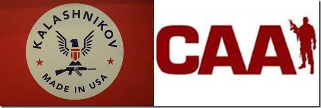 CAA Kalashnikov Logo