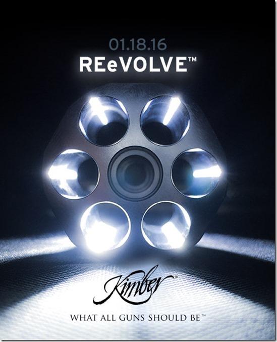 Kimber Revolve