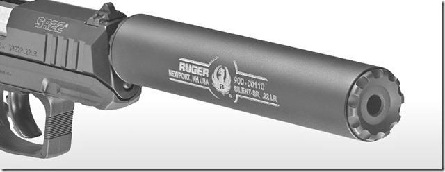 Ruger Silent SR