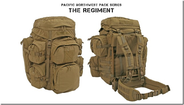 REGIMENT PACK