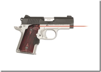 Crimson Trace Lasergrips LG-409 P10-Classic for Kimber's Micro 9