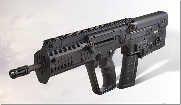 IWI TAVOR X95 Black