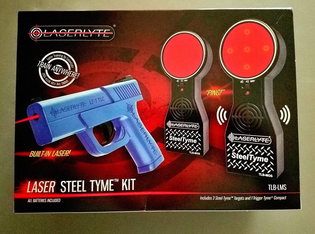 LaserLyte Laser Steel Tyme Kit   FOG HORN