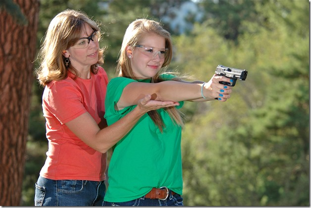 woman instructing woman 2 NSSF