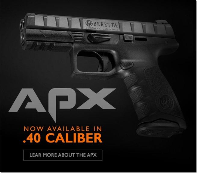 APX 40 Cal
