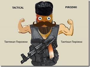 Tactical Piroshky