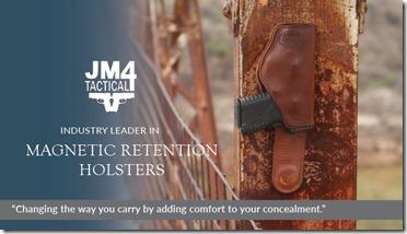 JM4 Tactical Magnetic Retention Leader