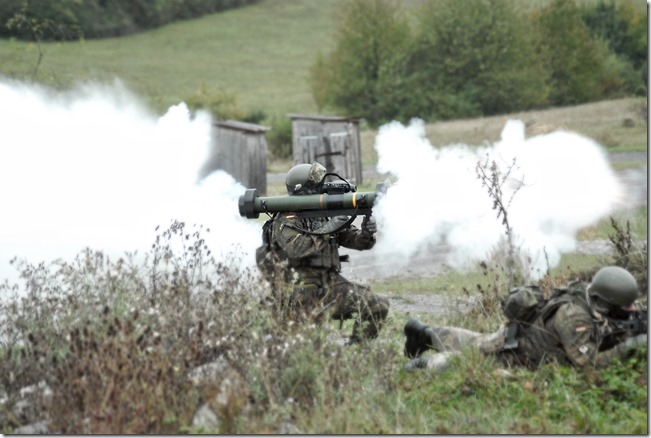 2011 Special Forces in Action RGW 90 with FCS macro landscape