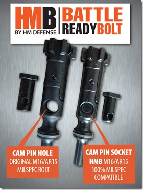HM Defense HMB Bolt