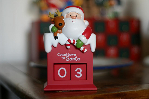 Image result for Three days till Christmas