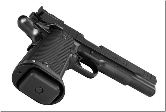 Model 1911 R1 Limited Double Stack_Handgun_Under Feature Shot_Remington
