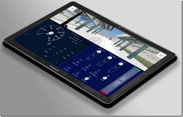 HENSOLDT_Train_Simulation_Tablet