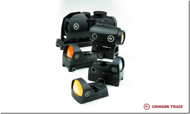 Red Dot Sights by Crimson Trace