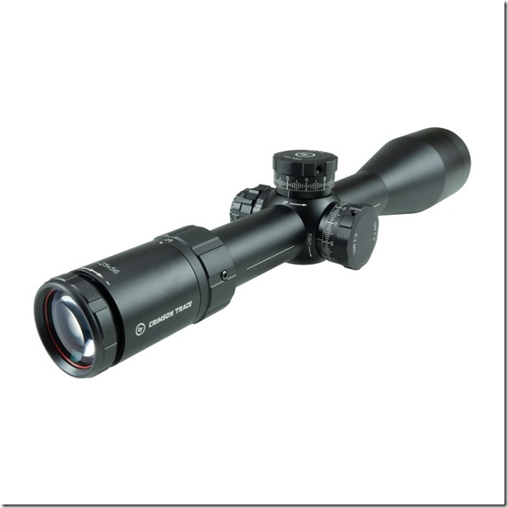 Crimson Trace riflescope CTL-3525