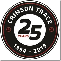 25 year anniversary badge