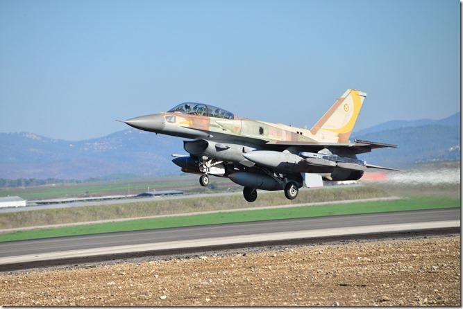 SPICE250 on - F16
