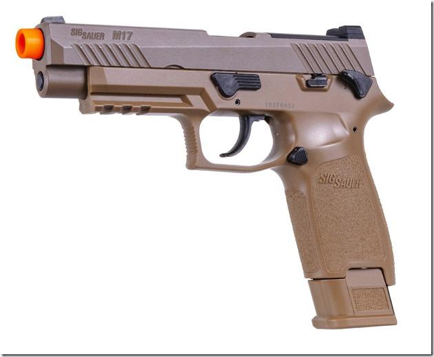 SIG AIR ProForce M17 Airsoft Pistol