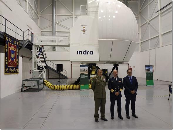 Sim NH90 Indra I Mataix