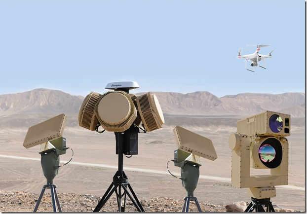 DRONE DOME SYSTEM
