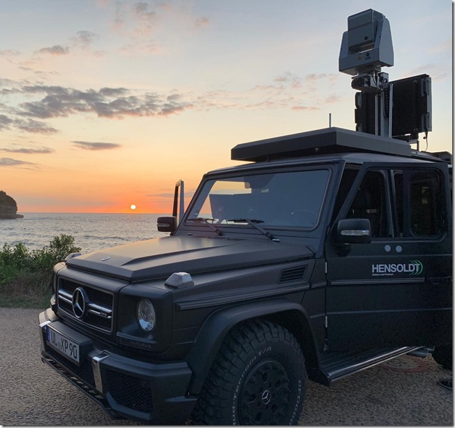 HENSOLDT and MyDefence deliver counter-UAV systems to SE Asian customer