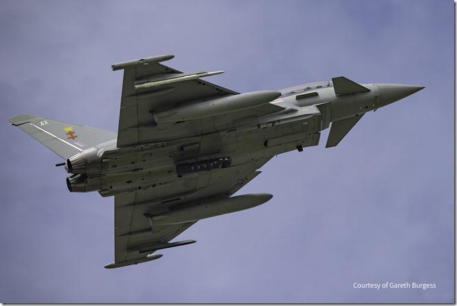 British Typhoon @Courtesy of Gareth Burgess
