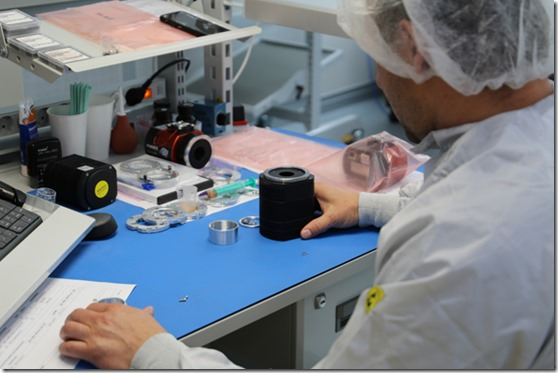 HENSOLDT invests in new clean rooms
