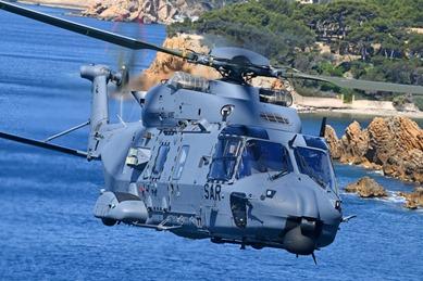 NH90-Spain