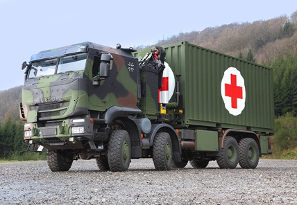 Image-big-Pressemitteilung-KMW-produziert-IVECO-Trakker-Fahrerhaeuser-fuer-die-Bundeswehr